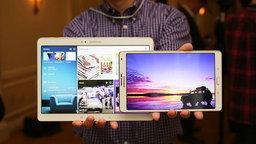 เปิดตัว Samsung Galaxy Tab S 8.4 และ 10.5 นิ้ว