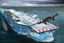 ประติมากรรมน้ำแข็งสุดแปลกยุคสงครามโลกครั้งที่ 2 กลับมาอีกครั้งหนึ่งแล้ว!
