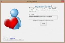 ใช้งาน MSN (Windows Live Messenger) โดยที่ไม่ให้เป็น Skype