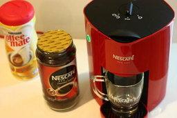 เครื่องชงกาแฟ NESCAFÉ Red Cup สัมผัสรสชาติพรีเมี่ยม