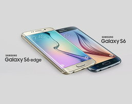 เผยโฉม Samsung Galaxy S6 and Galaxy S6 edge