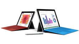 Microsoft เปิดตัว Surface 3 รุ่นประหยัดกว่า พร้อม Windows แบบฟูลออปชั่น