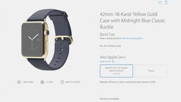 ผู้ใช้ Apple Watch อาจจ่ายเพื่อการรับประกันเกือบพันเหรียญ