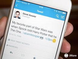 Star Wars ปล่อยอีโมติคอนบุกทวิตเตอร์