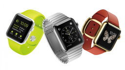 Apple Watch มาแล้ว! เริ่มต้นที่ 12,000 บาท จำหน่าย 24 เมษายนนี้