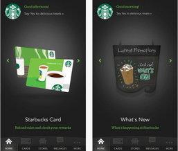 Starbuck Thailand เปิดตัวแอปเอาใจคอกาแฟสะดวกไม่ต้องพกบัตร