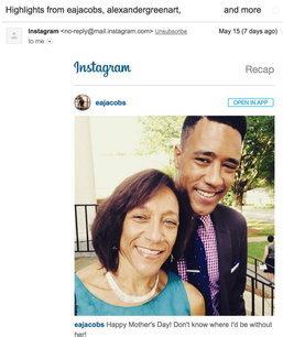 """Instagram เริ่มทดลองใช้การตลาดอีเมล แจ้งผู้ใช้งานให้มาดู """"ภาพที่น่าสนใจ"""""""