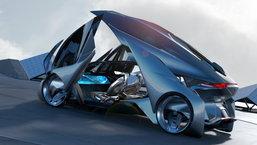 นวัตกรรมเหนือรถยนต์ไร้คนขับ