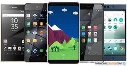 5 สุดยอดสมาร์ทโฟนรุ่นใหม่ที่มาแรง และโดนใจผู้ชมมากที่สุดประจำสัปดาห์นี้ รุ่นไหนมีทีเด็ดอะไร