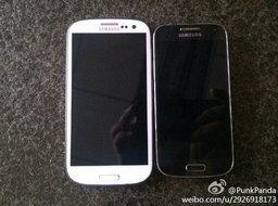 มาแล้วภาพ Samsung Galaxy S4 Mini หลุดว่อนเน็ต