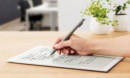 Sony เปิดตัว Tablet บางเฉียบพร้อมกับหน้าจอที่ใช้หมึก E-Ink