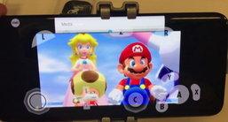 ชมคลิปโชว์การเล่นเกม Mario , Zelda บน Samsung Galaxy S8