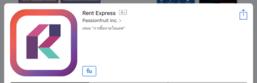 """จัดให้! App """"Rent Express"""" ออก Version สำหรับ iOS แล้ว App สำหรับหา หอพัก ห้องเช่า คอนโด อพาร์ทเมนท์ ที่ใช้ง่าย"""