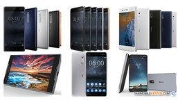 รวมสุดยอดสมาร์ทโฟน Nokia รุ่นใหม่ล่าสุด ในปี 2017 มีฟีเจอร์เด็ดอย่างไร