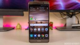 สื่อนอกเผย Huawei เนียนลบหน่วยความจำ'UFS 2.1' ออกจากหน้าสเปกรุ่น Mate 9