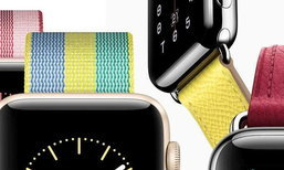 Apple ขึ้นแท่นอุปกรณ์สวมใส่ที่ขายดีที่สุด แซงหน้า Fitbit