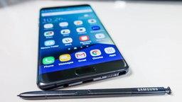 หลุดคลิปแผงด้านหน้า Samsung Galaxy Note 8 มาพร้อมจอใหญ่กว่าเดิม