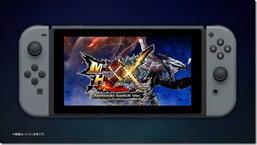 เทียบกันชัดๆภาพในเกม Monster Hunter XX บน 3DS กับ Nintendo Switch