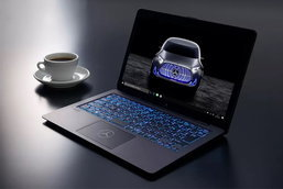 เท่ไปไหน Vaio จับมือ Mercedes-Benz ออกแล็ปท็อปรุ่นพิเศษมีเสียงเบิ้ลคันเร่งตอนบูทเครื่อง