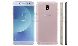หลุดภาพแรกของ Samsung Galaxy J7 (2017) มีความน่ารักและสวยไปในตัว