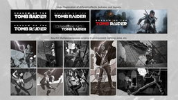 ข่าวลือ หลุดภาพงานออกแบบเกม Tomb Raider ภาคใหม่