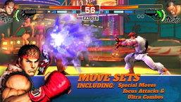 เกม Street Fighter 4 Champion Edition ลงสนามต่อสู้บน ios แล้ววันนี้