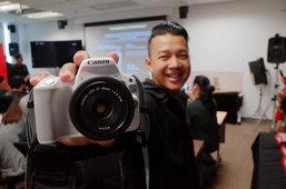 สรุปราคา Canon EOS 6D Mark II EOS 200D ในไทย