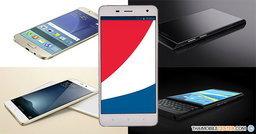 5 สุดยอดสมาร์ทโฟนรุ่นใหม่ที่มาแรง และโดนใจผู้ชมมากที่สุด