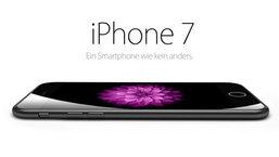 ภาพคอนเซปท์ iPhone 7 แบบไร้ช่องเสียบหูฟัง มาพร้อมกล้องด้านหลัง 15 ล้านพิกเซล