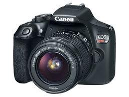 Canon เปิดตัวกล้อง EOS 1300D พร้อมการเชื่อมต่อ Wi-Fi และ NFC