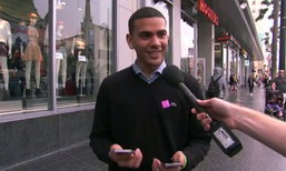 คลิปแสบ!! Jimmy Kimmel จัดให้คนถือ iPhone 5 เทียบกับ SE แต่ความจริงคือ iPhone 5 ทั้งคู่