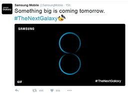 อะไรก็เกิดขึ้นได้!! เผยภาพทีเซอร์ปริศนา อาจมีการเปิดตัว Samsung Galaxy S8