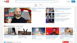 YouTube เริ่มเปลี่ยนดีไซน์ ทดสอบ Material UI บนเว็บ
