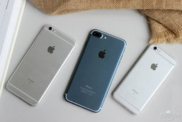 รวมภาพ iPhone 7 Plus สีน้ำเงิน Deep Blue ที่ทุกคนรอค่อย!!