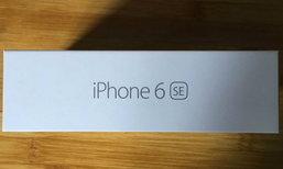หลุดภาพกล่องและคะแนนทดสอบประสิทธิภาพของ iPhone 6 SE จากประเทศจีน