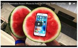 รวมสารพัดคลิป Drop test iPhone 6s แบบพิสดาร!