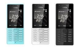 ฟีเจอร์โฟน Nokia ยังไม่ตาย เมื่อ Microsoft สั่งลาด้วย Nokia 216