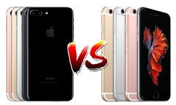 เปรียบเทียบ iPhone 7 Plus และ iPhone 6s Plus สองไอโฟนเรือธงรุ่นท็อป รุ่นใหม่ดีกว่าเดิมอย่างไร