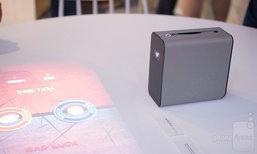 [IFA 2016] Sony เผย Concept ของ Projector จอสัมผัสที่ใช้พื้นฐานจาก Android