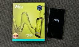 รีวิว Wiko Robby สมาร์ทโฟนร่างใหญ่ ออฟชั่นครบ ในงบไม่เกิน 4 พัน