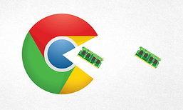 หมดปัญหาเครื่องอืด! Google Chrome เตรียมออกอัปเดตใหม่ กิน RAM น้อยยิ่งกว่าเดิม 50%