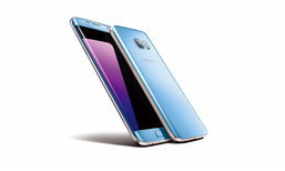 Samsung Galaxy S7 edge สีฟ้า Coral Blue พร้อมจำหน่ายในไต้หวันและสิงคโปร์ พฤศจิกายนนี้