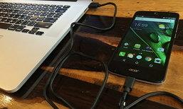 วิธีแชร์ไฟล์จากมือถือ Android ไปเครื่อง Mac ทั้งแบบมีสายและไร้สาย