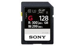 Sony เปิดตัว SD Card ที่อ่านเขียนได้เร็วระดับ 300 MB/s