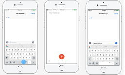 Gboard เพิ่มลูกเล่นสั่งงานด้วยเสีพร้อม Emoji แบบใหม่ใน iOS