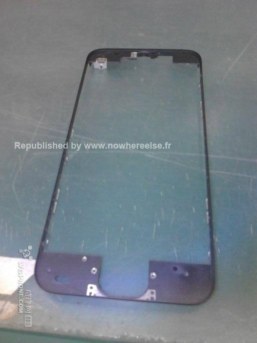 ภาพหลุด iPhone 5S