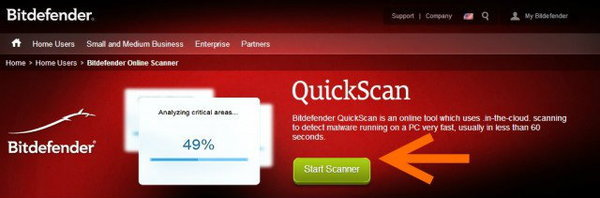 online-scan virus-2