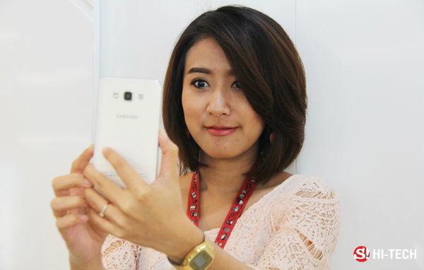 ภาพจากกล้อง Samsung Galaxy E7 ทางทีมงานไม่มีการปรับแต่งอะไร