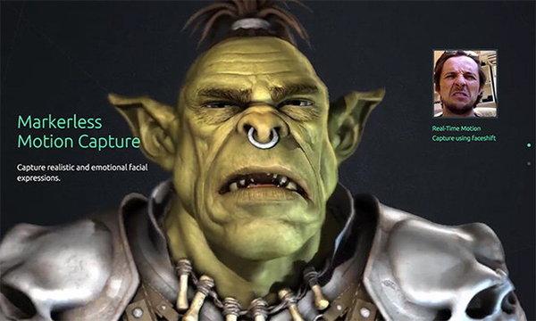 Apple-Faceshift