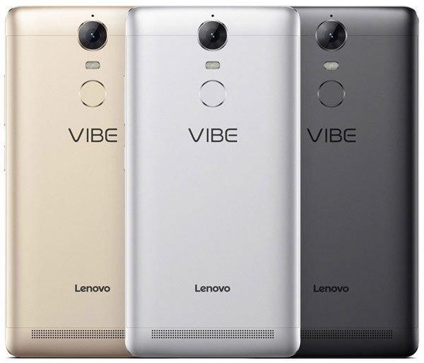 Lenovo Vibe K5 Note